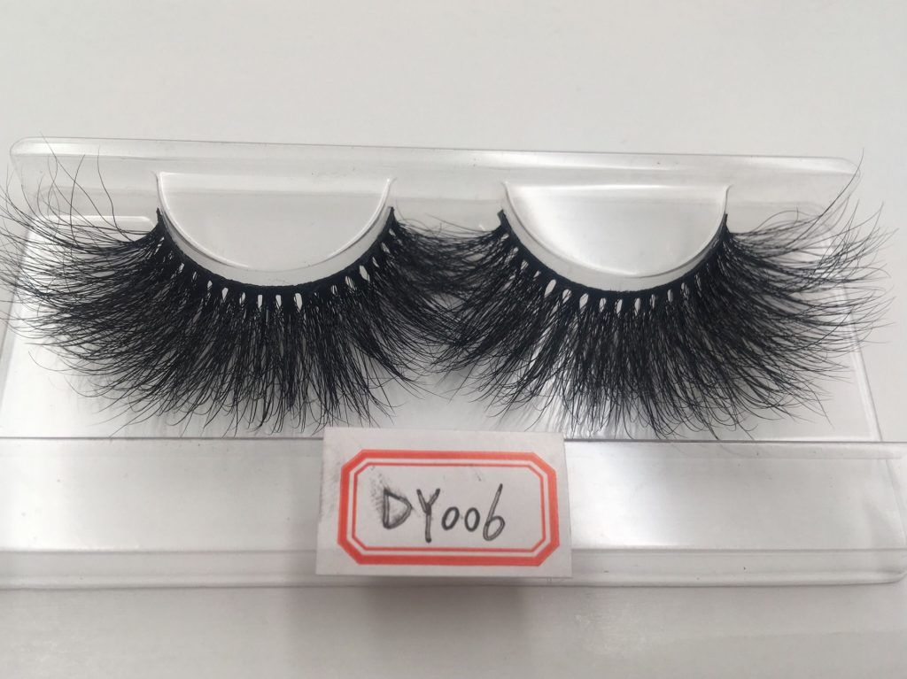 25 mm siberian mink lashes