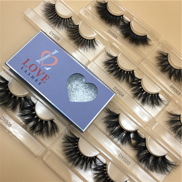 custom lashes packaging boxes