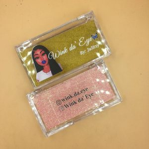 customize your own private avatar eyelash boxes