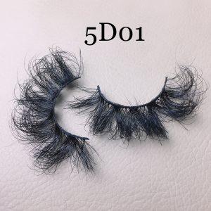5D01 Mink lashes