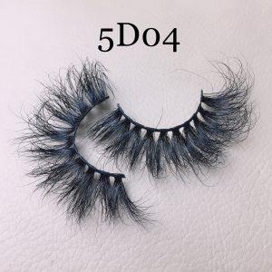 5D04 Mink lashes