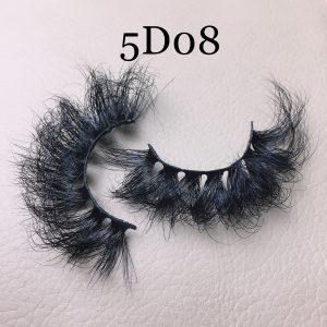 5D Mink Lashes 5D08