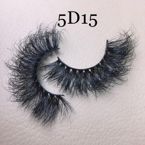 5D15 Mink lashes