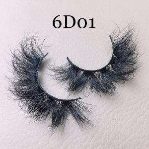 6D01 mink lashes