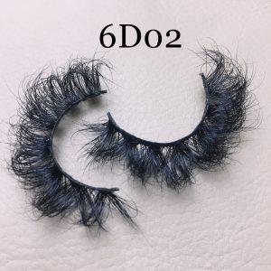 6D02 mink lashes