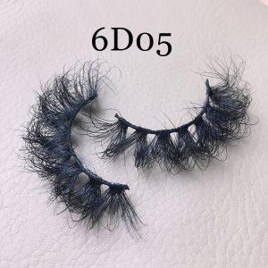 6D05 mink lashes