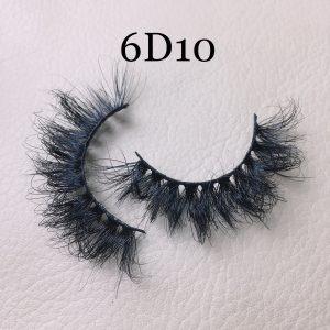 6D10 mink lashes