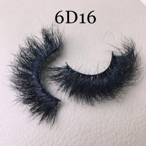 6D16 mink lashes