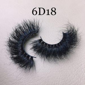 6D18 mink lashes