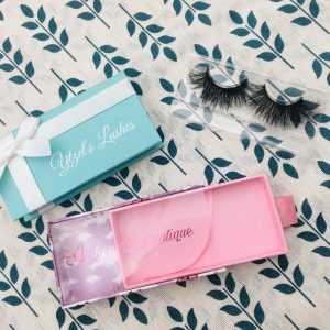 Mink lashes Pull boxes