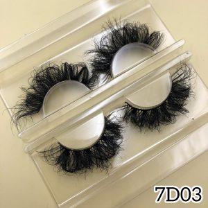 7D Mink Lashes