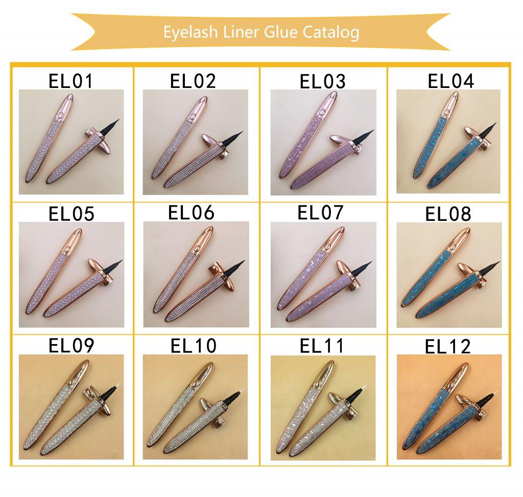 eyelash glue liner